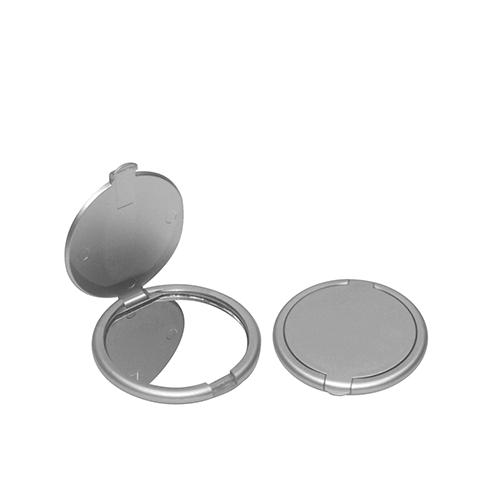 Espejo redondo pvc silver for Espejo redondo plateado